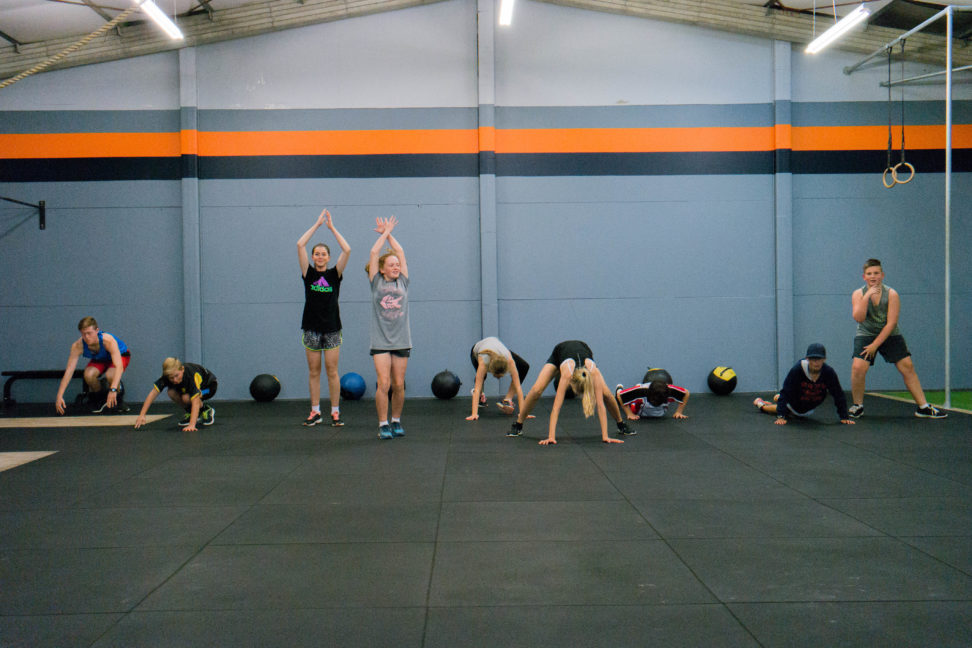 Teens, Training and Why they should.