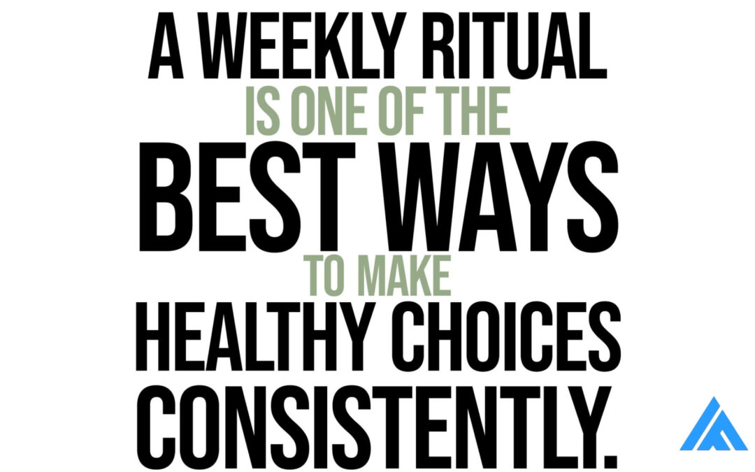 Healthy Living Tips -The Weekly Ritual
