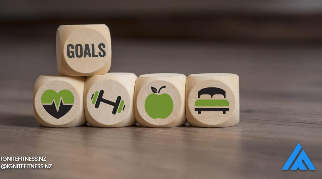 Three simple steps to achieving your Nutrition Goals