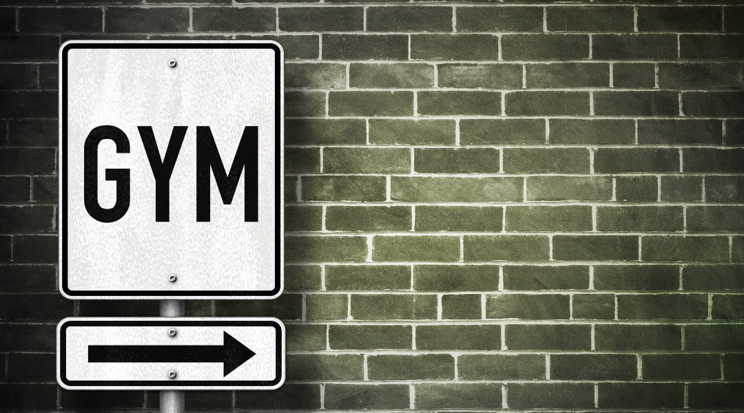 Why did you start going to the gym?